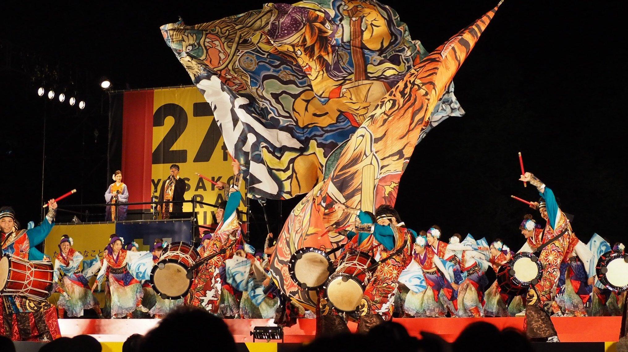 【画像13枚】YOSAKOIソーラン祭り2018大通会場を写真で振り返る【札幌】