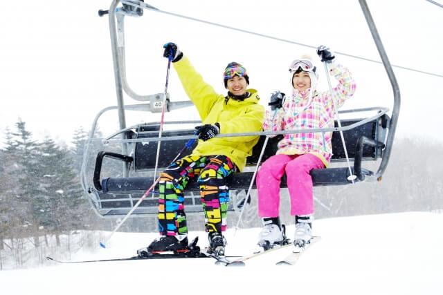 スキー場でリゾバすると異性との出会いもあるかも