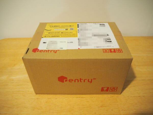 Rentry(レントリー)の箱