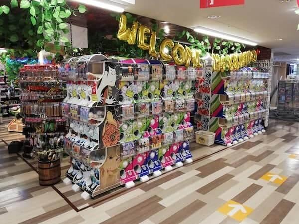 札幌でたくさんガチャガチャがある場所「ドンキホーテ」