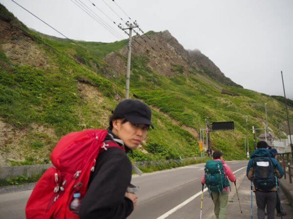 礼文島のトレッキングコース