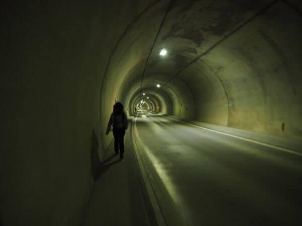 新桃岩トンネル