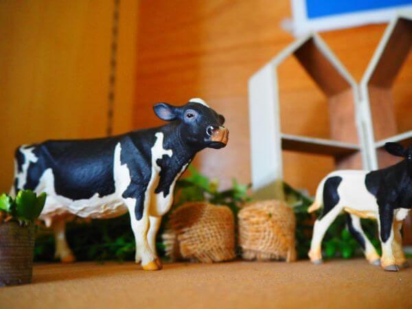 「ushiyado」の牛アイテム