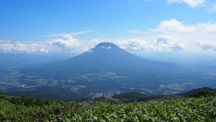 【五色温泉コース】ニセコアンヌプリに登山してきた【登り約2時間】