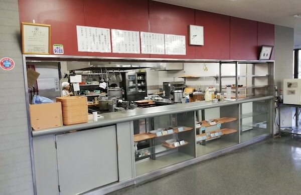 札幌市交通局豊水すすきの駅食堂