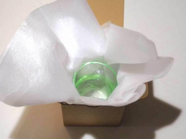 吹きガラスを体験したガラス工房「小樽il PONTE(イルポンテ)」で作ったグラス