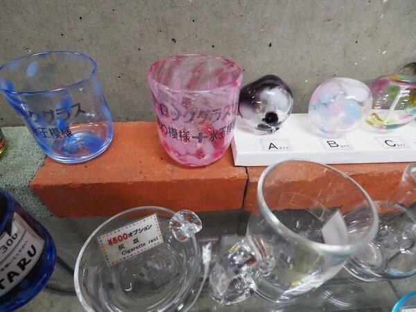 吹きガラスを体験したガラス工房「小樽il PONTE(イルポンテ)」の外観